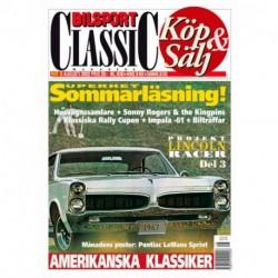 Bilsport Classic nr 8  2002