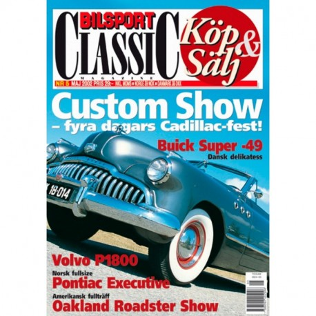Bilsport Classic nr 5  2002