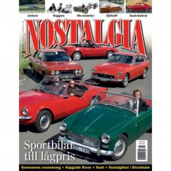 Nostalgia Magazine nr 8  2005