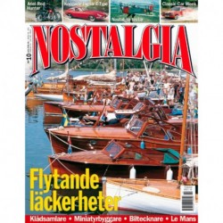 Nostalgia Magazine nr 10  2001