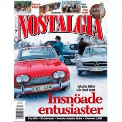 Nostalgia Magazine nr 4  2001