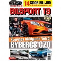 Bilsport nr 19 2014