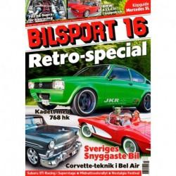 Bilsport nr 16 2011