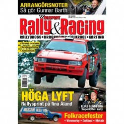 Bilsport Rally&Racing nr 9 2016