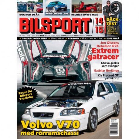 Bilsport nr 14 2013