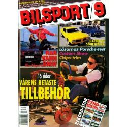 Bilsport nr 9  1994