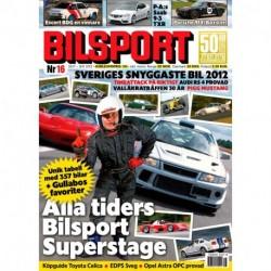 Bilsport nr 16 2012