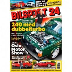 Bilsport nr 24 2011