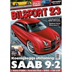 Bilsport nr 23 2009