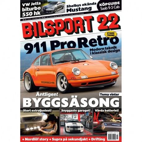 Bilsport nr 22 2009