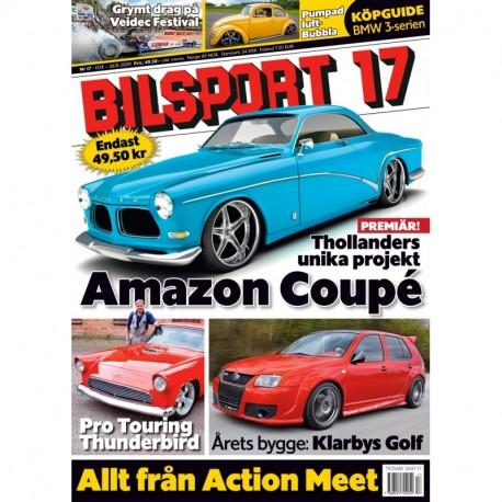 Bilsport nr 17 2009
