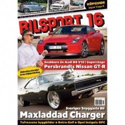 Bilsport nr 16 2009