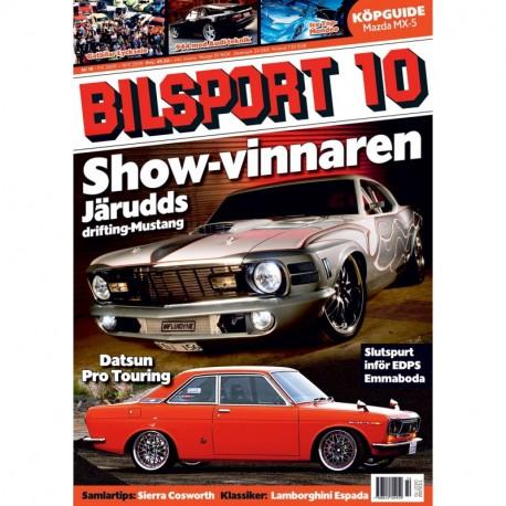 Bilsport nr 10 2009