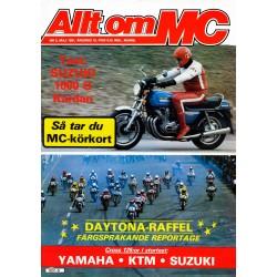 Allt om MC nr 5  1981