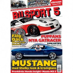 Bilsport nr 5 2009