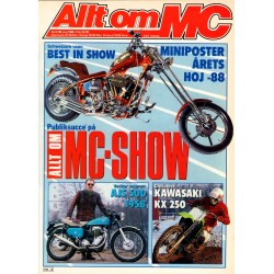 Allt om MC nr 5  1988