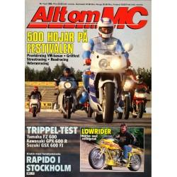 Allt om MC nr 7  1988