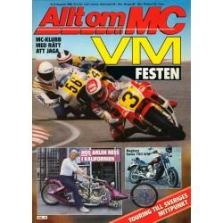 Allt om MC nr 9  1988