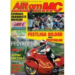Allt om MC nr 5  1989