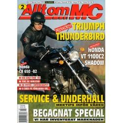 Allt om MC nr 2  1995