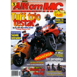 Allt om MC nr 5  1999