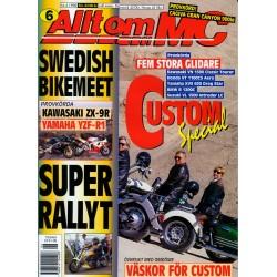 Allt om MC nr 6  1998