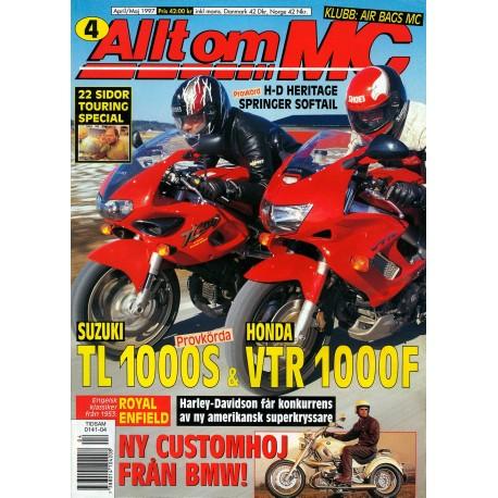 Allt om MC nr 4  1997