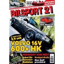 Bilsport nr 21 2008