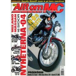 Allt om MC nr 10  2003