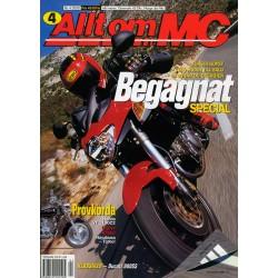 Allt om MC nr 4  2000