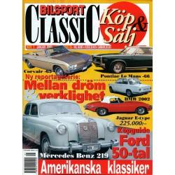 Bilsport Classic nr 1  2000