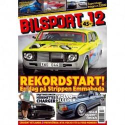 Bilsport nr 12 2007