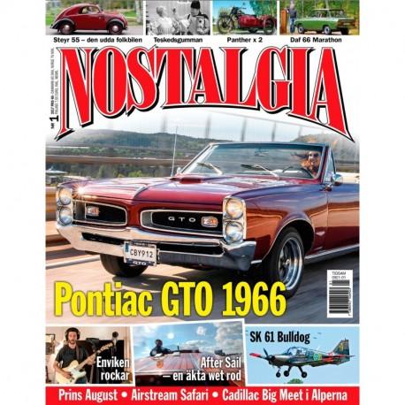 Nostalgia Magazine nr 1 2017