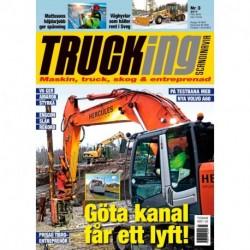 Trucking Scandinavia nr 3 2017