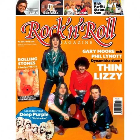 Rock'n'Roll Magazine nr 2 2017