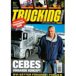 Trucking Scandinavia nr 3  2004