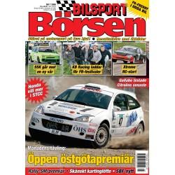 Bilsport Börsen nr 7 2008