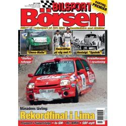 Bilsport Börsen nr 5 2008