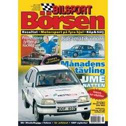Bilsport Börsen nr 5 2006