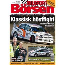 Bilsport Börsen nr 12 2010
