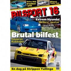 Bilsport nr 16 2006