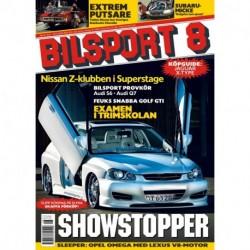 Bilsport nr 8 2006
