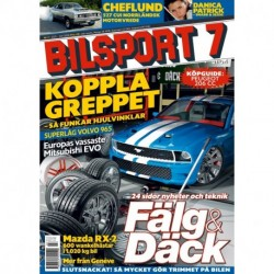 Bilsport nr 7 2006