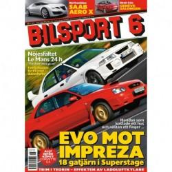 Bilsport nr 6 2006