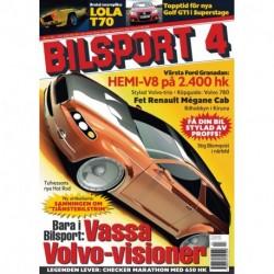 Bilsport nr 4 2006
