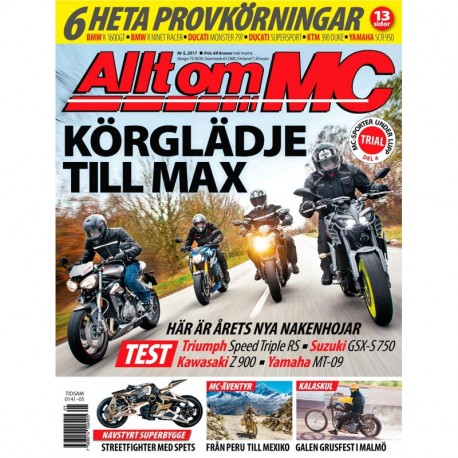 Allt om MC nr 5 2017