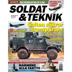 Soldat & Teknik nr 3 2017