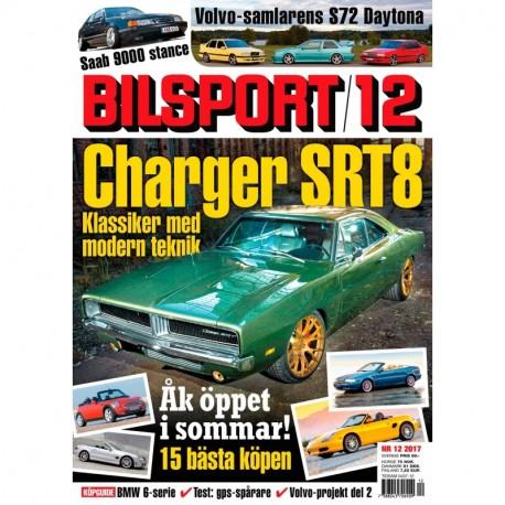 Bilsport nr 12 2017