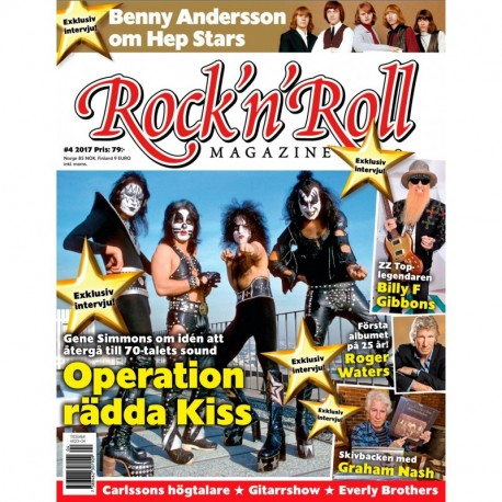 Rock'n'Roll Magazine nr 4 2017
