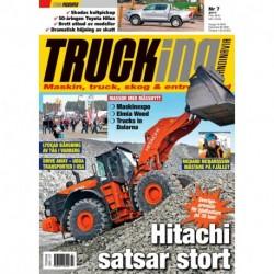 Trucking Scandinavia nr 7 2017